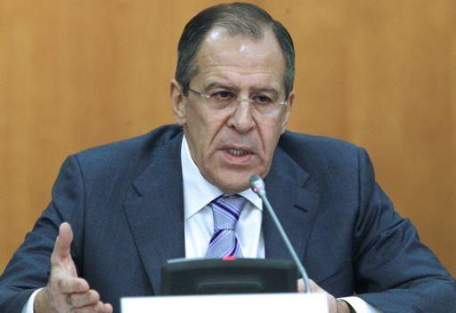 لافروف: زيارة كاميرون لموسكو تساعد في  تنشيط العلاقات الروسية البريطانية