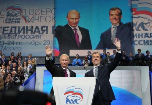 خبير سياسي روسي: سيكون من الغريب إذا أتت إلى السلطة في روسيا أي شخصية غير بوتين ومدفيديف