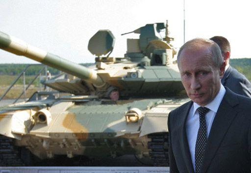 بوتين: الدعم الحكومي لمجمع الصناعات الحربية الروسية سيبلغ عام 2012 قيمة  5.3 مليار دولار
