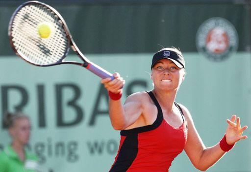 زفوناريوفا تتأهل للدور ربع النهائي في بطولة الولايات المتحدة المفتوحة للتنس