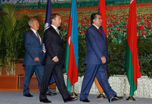 العاصمة الطاجيكية تستضيف القمة اليوبيلية لرابطة الدول المستقلة