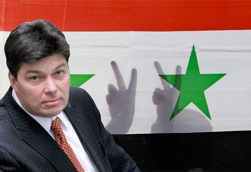 مارغيلوف يواصل الحوار مع المعارضة السورية في موسكو