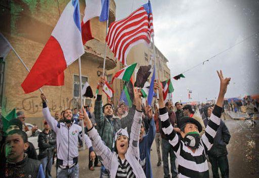 تقرير: المجلس الوطني الانتقالي عرض على فرنسا حصة في قطاع النفط الليبي مقابل الاعتراف به