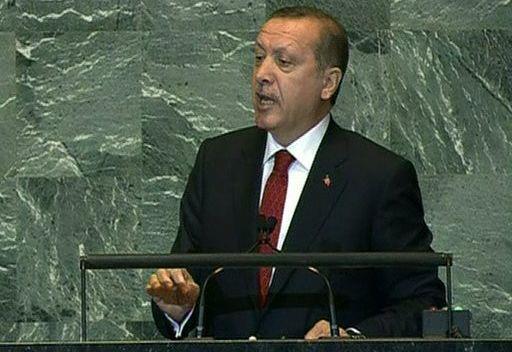 أردوغان: إسرائيل هي مصدر مشاكل الشرق الأوسط ويجب فرض السلام بالقوة حتى رغما عن إرادتها