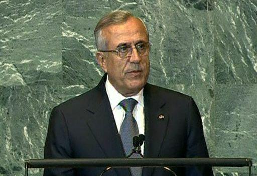 الرئيس اللبناني والملك الأردني يدعوان الأمم المتحدة لدعم الفلسطينيين