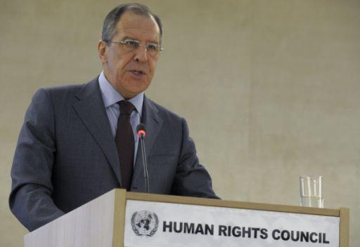 لافروف: روسيا ستصوت لصالح الاعتراف بدولة فلسطينية