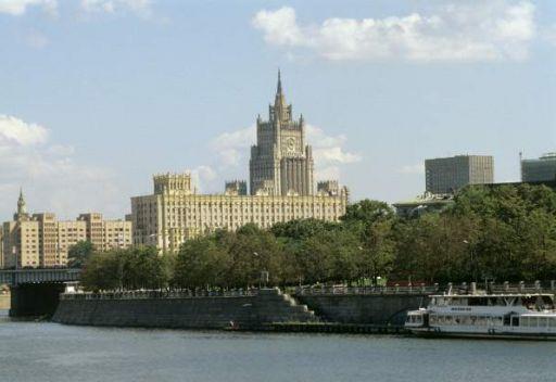 موسكو تأمل في الا تؤدي أحداث السفارة الاسرائيلية الى تدهور العلاقات بين القاهرة وتل أبيب