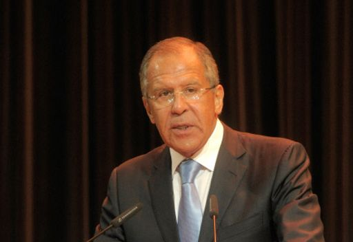 لافروف: موسكو تدعم وحدة وسيادة وحرمة اراضي لبنان