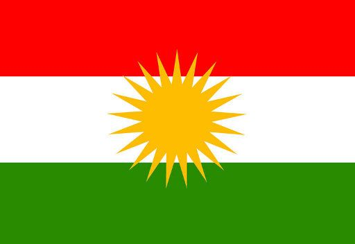 علم کوردستان