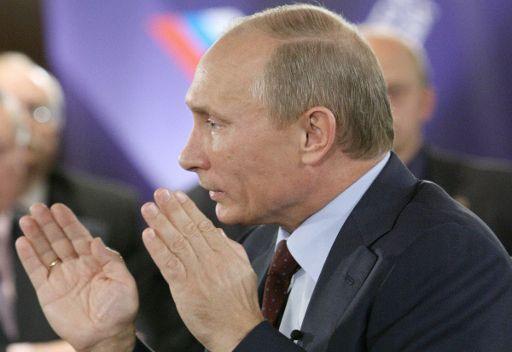 بوتين: يمكن ان يصل حجم التبادل التجاري مع الصين الى 200 مليار دولار بحلول عام 2020
