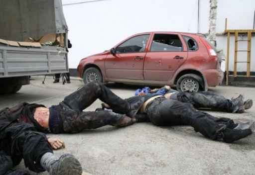 تصفية 4 مسلحين بجمهورية قبردين بلقاريا شمال القوقاز