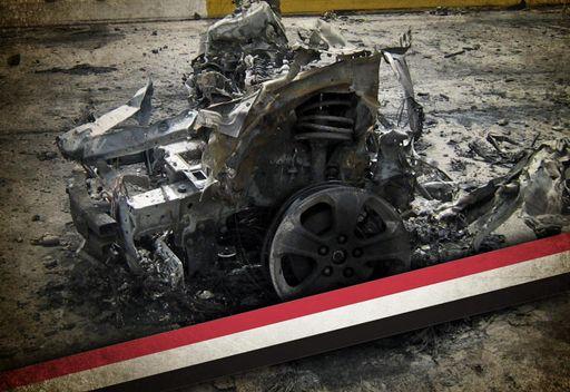 ارتفاع حصيلة قتلى العملية الارهابية المزدوجة في بغداد الى 32 شخصا