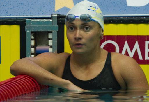 السباحة الروسية ارتيمييفا تتوج بالذهبية الثانية