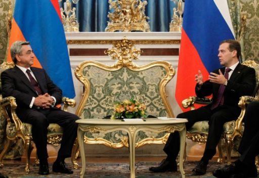 حجم التبادل التجاري بين روسيا وأرمينيا سيفوق في نهاية العام الحالي مليار دولار