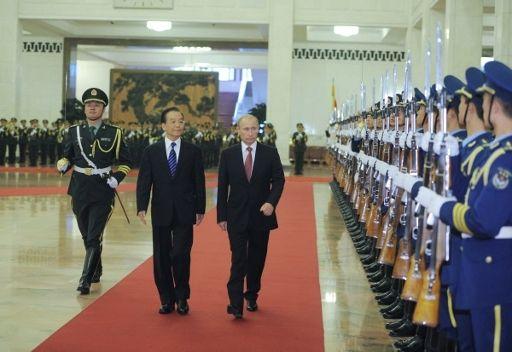 روسيا والصين توقعان مذكرة حول استحداث صندوق للاستثمارات حجمه حوالي 4 مليارات دولار