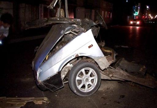 مقتل شرطيين في انفجار سيارة مفخخة بداغستان