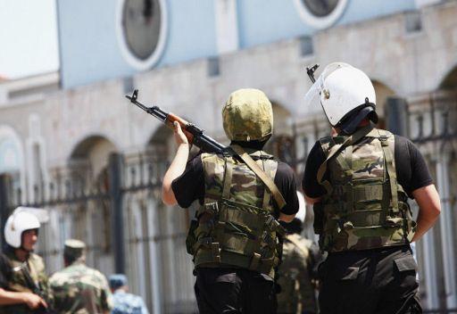 قرغيستان ... تصفية ارهابي احتجز ركاب حافلة صغيرة كرهائن