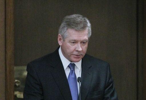دبلوماسي روسي: قبول فلسطين في عضوية