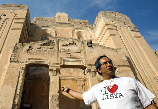 محلل نفساني يقوم بترميم كنيس يهودي في طرابلس