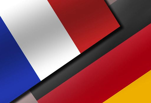 فرنسا وألمانيا تبحثان عن طرق للخروج من ازمة منطقة اليورو