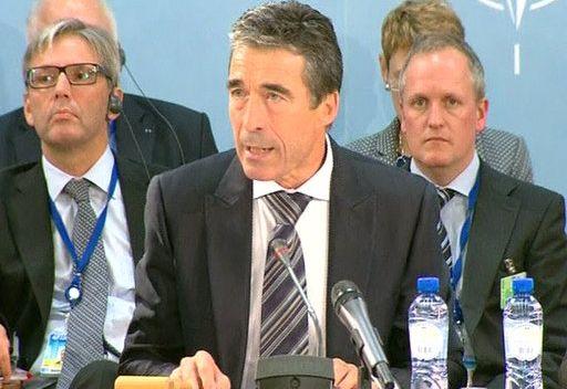 راسموسن: الناتو أنقذ أرواحا لا تحصى في ليبيا