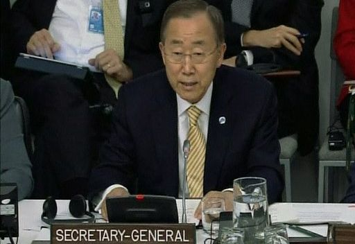 الأمين العام للأمم المتحدة: هذا اليوم يشكل تحولا تاريخيا لليبيا