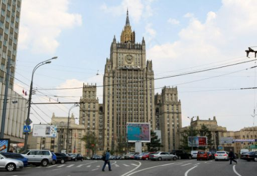 الخارجية الروسية تشيد بقرار مجلس الامن الدولي حول مقاضاة القراصنة الصوماليين