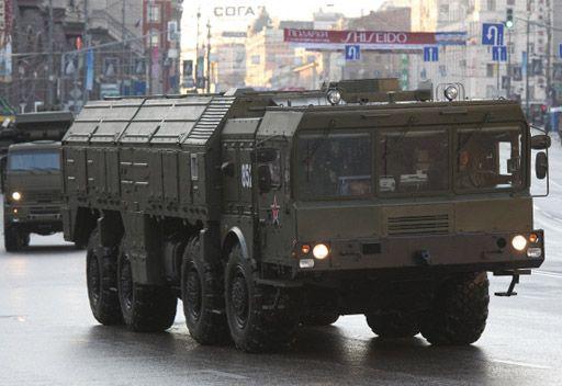 القوات الروسية المرابطة في غرب روسيا تسلح بمنظومة
