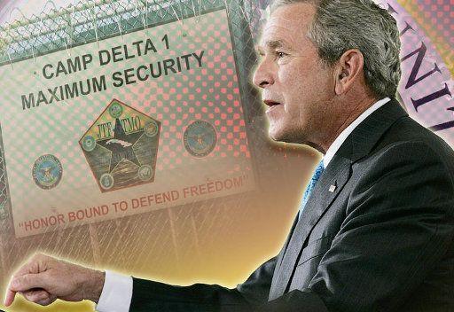 منظمة العفو الدولية تدعو كندا الى توقيف جورج بوش ومحاكمته