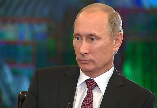 بوتين: التعاون الروسي الصيني اصبح عاملا ملموسا في السياسة الدولية