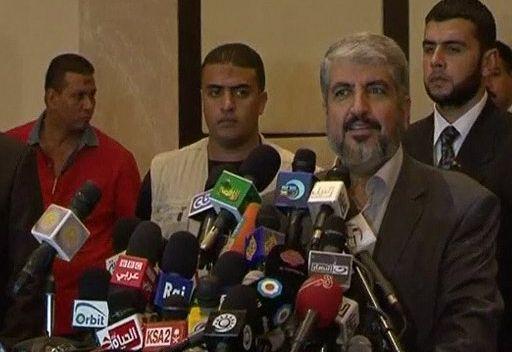 خالد مشعل: إخفاء شاليط خمس سنوات في غزة إعجاز للعقل الأمني للمقاومة الفلسطينية