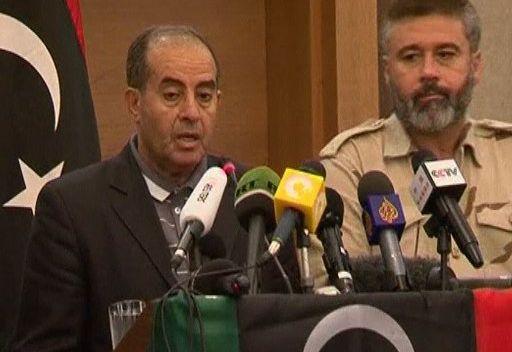 المجلس الوطني الانتقالي الليبي يؤكد مقتل معمر القذافي