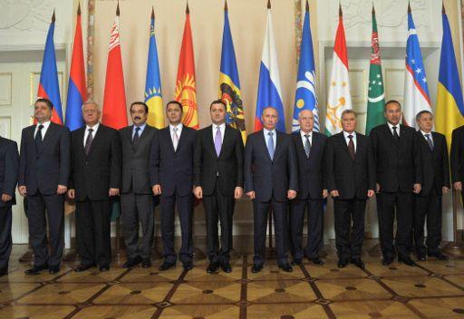 إقامة منطقة التجارة الحرة في رابطة الدول المستقلة