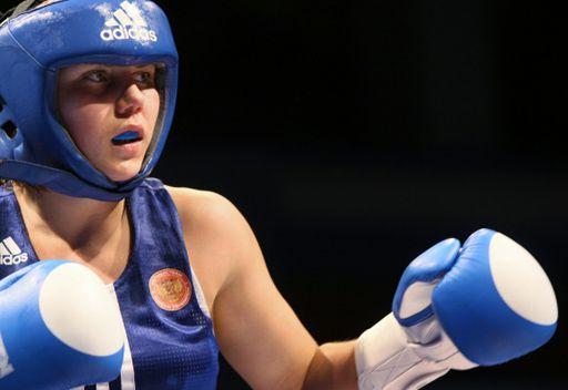 الملاكمة فيكتوريا غوركوفيتش