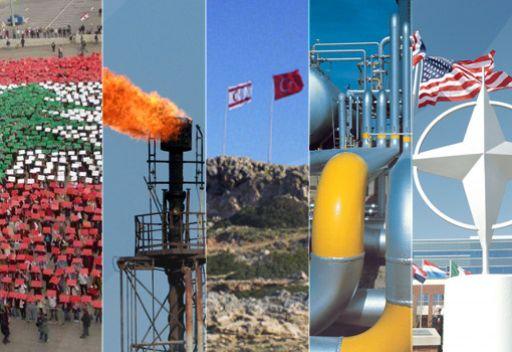 حرب الغاز شرقي البحر المتوسط؟