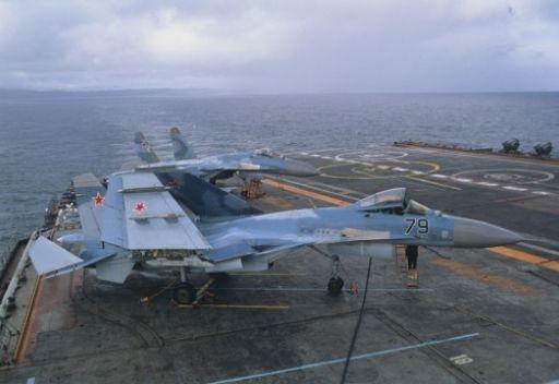 هيئة الاركان العامة الروسية: مجموعة سفن حربية روسية ستزور سورية في نهاية ديسمبر/كانون الاول