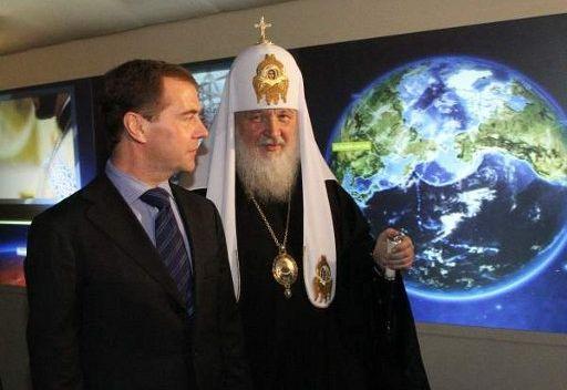 مدفيديف يعتبر انتعاش الارثوذكسية في روسيا من جديد خلال 20 عاما معجزة