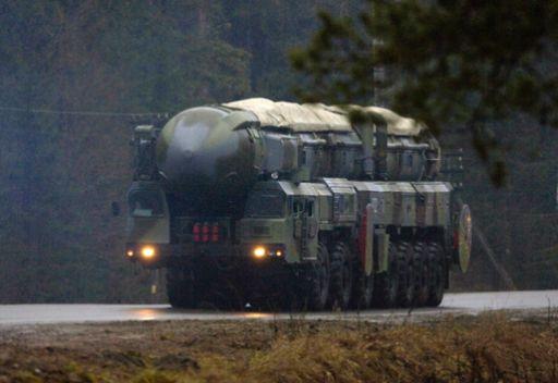 روسيا تختبر بنجاح صلاحية صاروخ