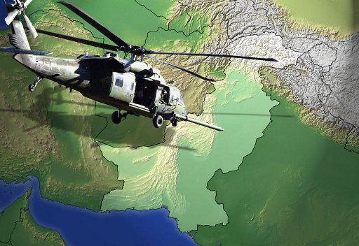 الناتو يبدأ التحقيق في حادث ضرب مروحياته نقطة تفتيش باكستانية