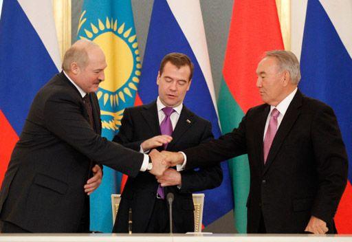 وزير روسي: مشروع لانشاء اتحاد نقدي بين روسيا وبيلاروس وكازاخستان