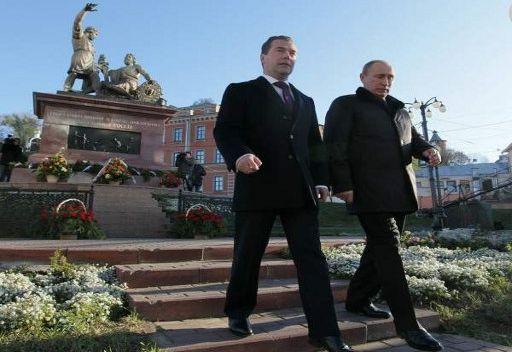 مدفيديف يدعو الى صيانة الوفاق بين القوميات.. انجاز روسيا العظيم