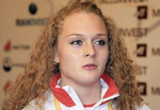 سليفينكو تحرز الميدالية الذهبية في بطولة العالم لرفع الأوزان الثقيلة