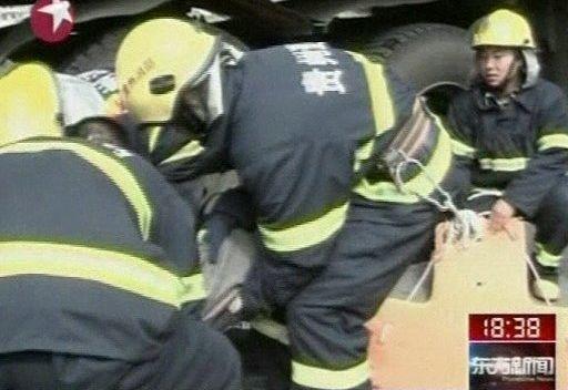 مقتل 7 وجرح 260 جراء انفجار جنوب غرب الصين