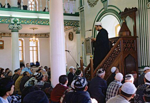 تأسيس مجلس أئمة واتحاد المسلمين في روسيا