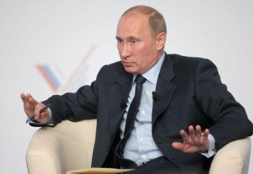 بوتين يدعو لأن تعيش روسيا وفقا لقدرتها المالية