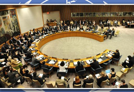 لجنة مجلس الامن الدولي لقبول اعضاء جدد لم تتوصل الى الاجماع بشأن الطلب الفلسطيني