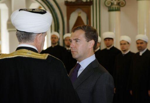 الرئيس الروسي يهنئ المسلمين بعيد الأضحى المبارك