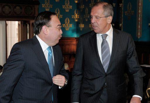 كازاخستان تدعو الى وقف العنف وتحرير المجتمع واجراء اصلاحات في سورية