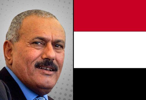 عودة صالح الى اليمن بالتزامن مع اعلان موعد الانتخابات الرئاسية