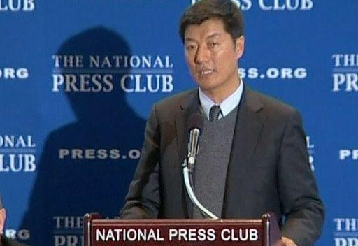 رئيس حكومة التبت في المنفى يدعو واشنطن للضغط على بكين